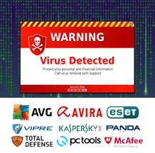 набор защитных утилит для проверки пк на вирусы без их установки в систему
