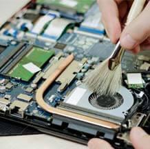 как почистить ноутбук от пыли самостоятельно и дома