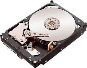 неисправный жесткий диск