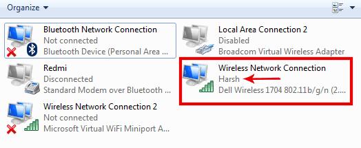 название wifi