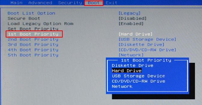 BIOS не определяет жесткий диск СПб
